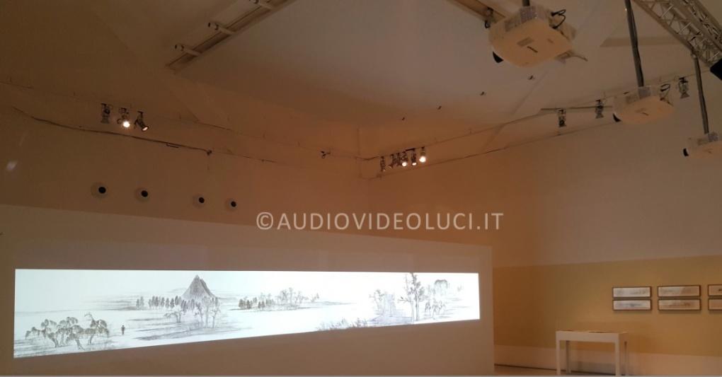 Installazioni mostre darte u2013 noleggio audio video luci services